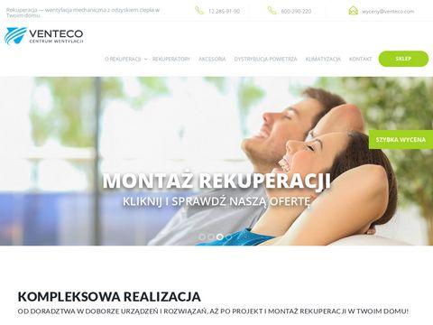 Rekuperacjawdomu.pl wentylacja