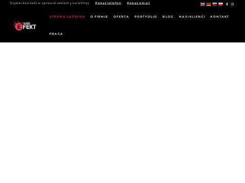 Reklama-efekt.pl tabliczki informacyjne