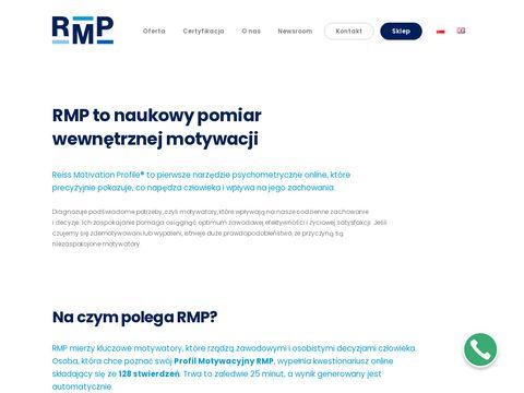 Reissprofile.pl - szkolenia rozwój osobisty