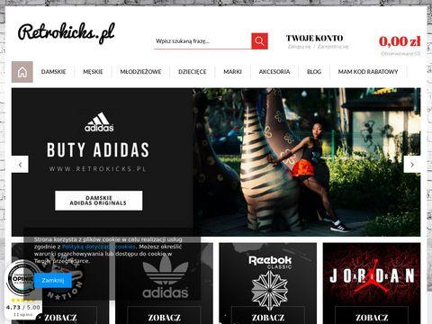 Retrokicks.pl buty sportowe