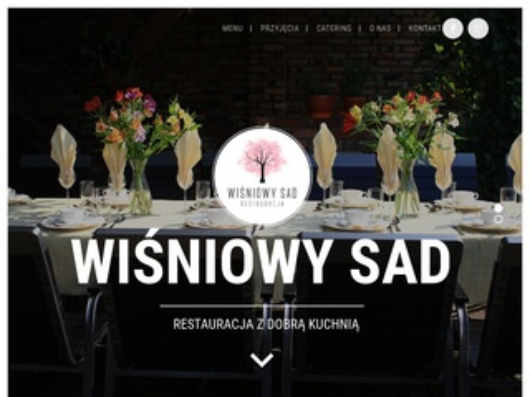 Restauracjawisniowysad.pl