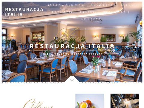 Restauracje Poznań Italia