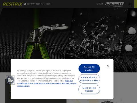 Resitrix.com.pl pokrycia dachowe