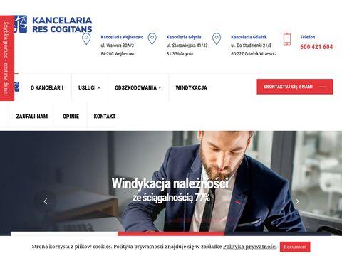 Rescogitans.pl prawnik