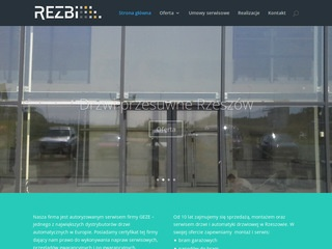Rezbi.pl bramy garażowe Rzeszów