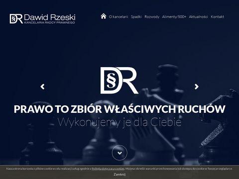Rzeski-kancelaria.pl radcy prawnego