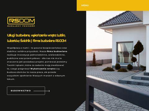 Rs-dom.pl Radosław Skarżycki usługi remontowe