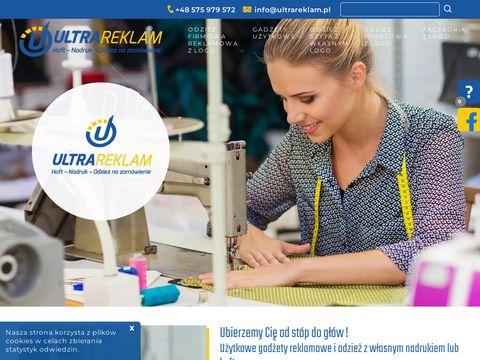 Ultrareklam.pl - haft