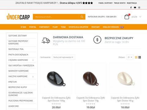 Undercarp.pl - sklep karpiowy