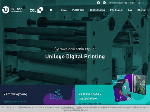 Unilogo-drukarnia.pl produkcja opakowań foliowych