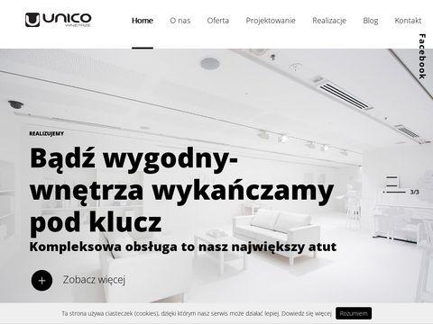 Unicownetrze.pl drzwi wewnętrzne