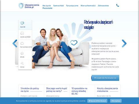 Ubezpieczenienazycieonline.pl