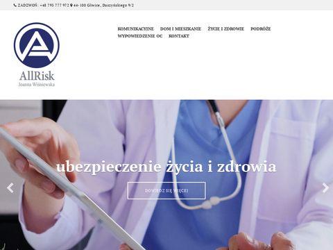 Ubezpieczeniegliwice.pl WSU