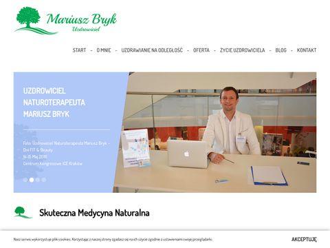 Uzdrowiciel-jasnowidz.pl bioterapia
