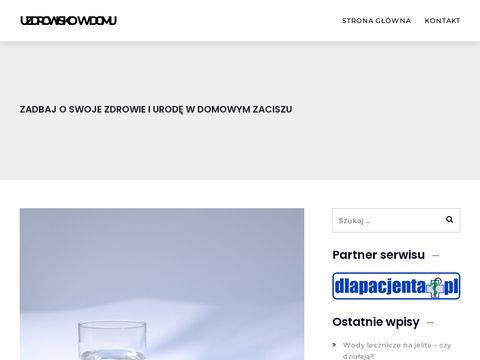 Uzdrowisko-wdomu.pl - kosmetyki do ciała