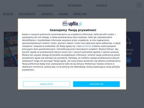 Upflix.pl wyszukiwarka Netflix Polska