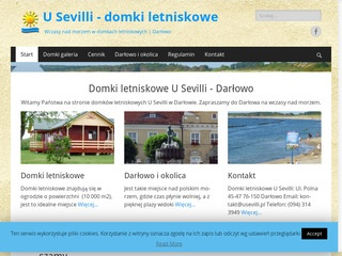 Domki nad morzem - USevilli.pl