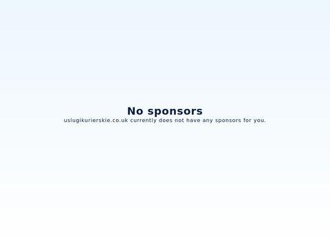 Uslugikurierskie.co.uk tanie paczki do Polski