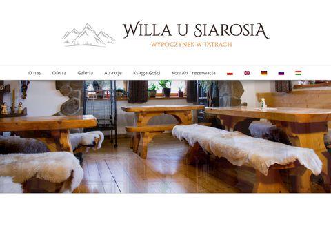 Usiarosia.pl
