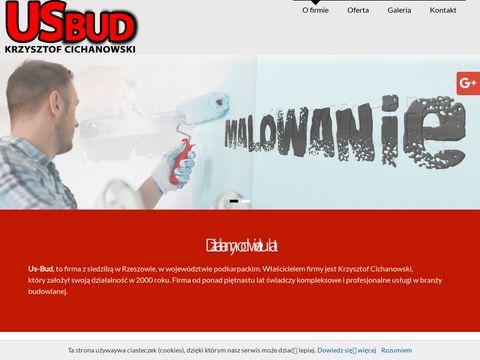 Us-bud.rzeszow.pl remonty mieszkań