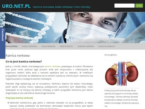 Uro.net.pl kamienie nerkowe przyczyny