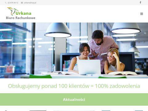 Urkana - biuro rachunkowe Targówek