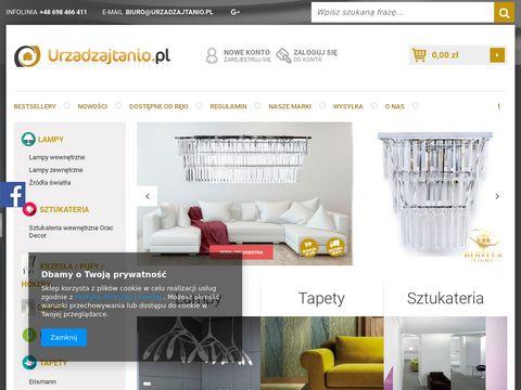 Urzadzajtanio.pl Milagro