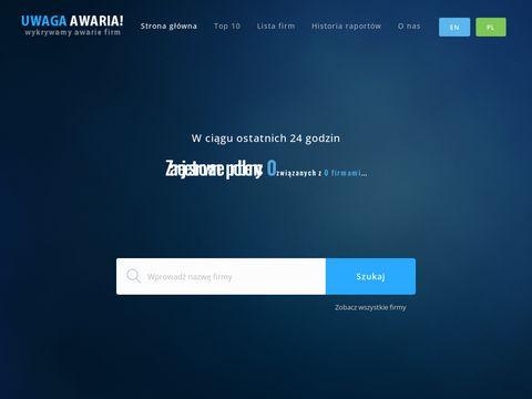 Uwaga-awaria.pl generator awarii sieci komórkowych