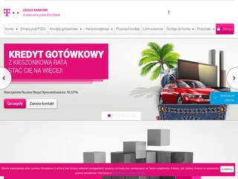 T-mobilebankowe.pl Alior bank logowanie
