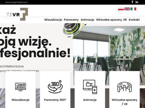 T3vr.pl rzeczywistość wirtualna