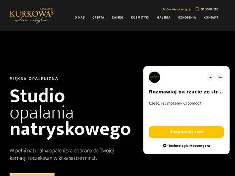 Timetotan.pl fake bake Szczecin