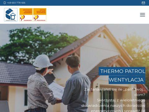 Thermo-patrol.pl świadectwa energetyczne