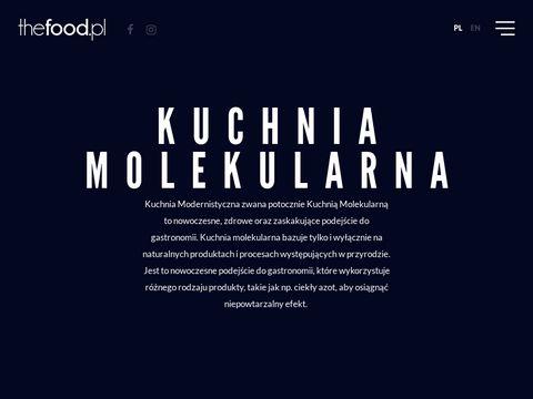 Thefood.pl - pokaz molekularny