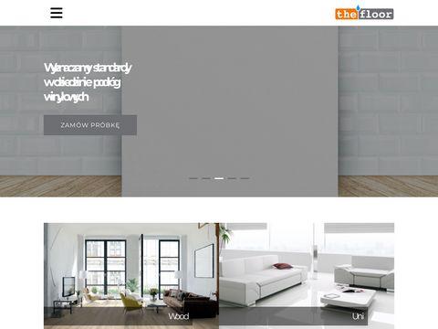 The-floor.pl klasyczne podłogi