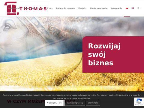 Thomas.pl biuro rachunkowe Warszawa