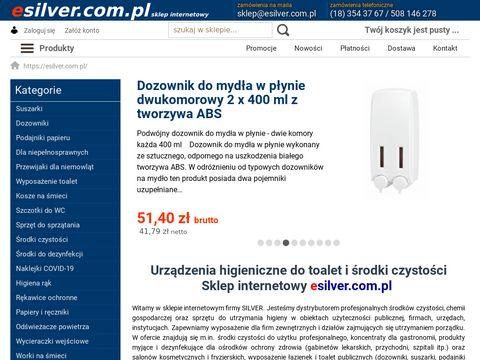 Tooalety.pl Dozowniki do ręczników