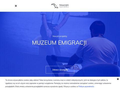 Agencja kreatywna Toucan Systems dla Ciebie