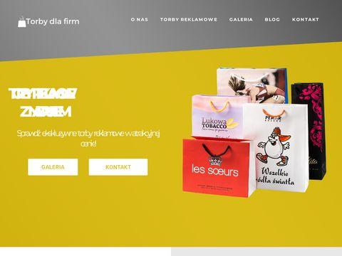 Torbydlafirm.pl - z nadrukiem