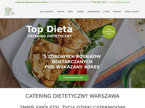 Topdieta.pl obiady domowe