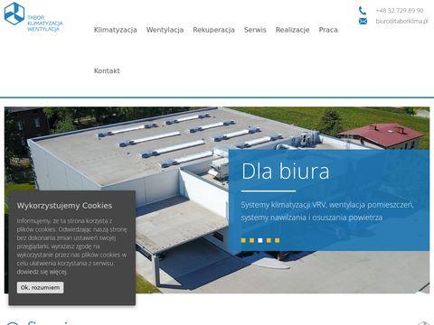 Tabor Klima montaż klimatyzacji Katowice