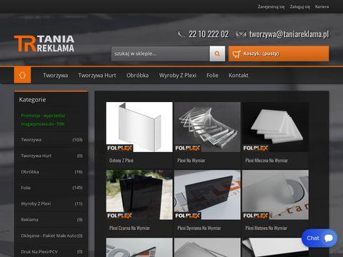 Taniareklama.pl - akcesoria reklamowe