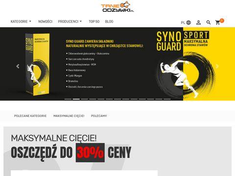 Tanie-odzywki.pl - boostery testosteronu
