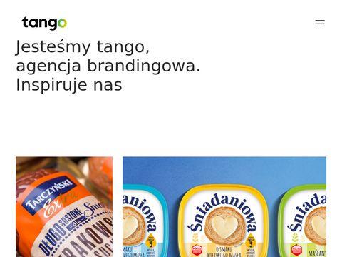 Tango-reklama.com.pl agencja brandingowa