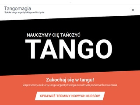 Tangomagia.pl - argentyńskie