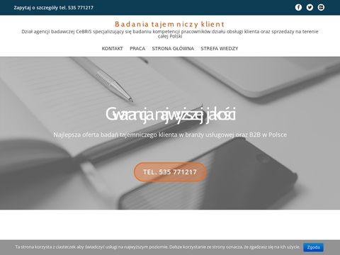 Tajemniczyklient.net