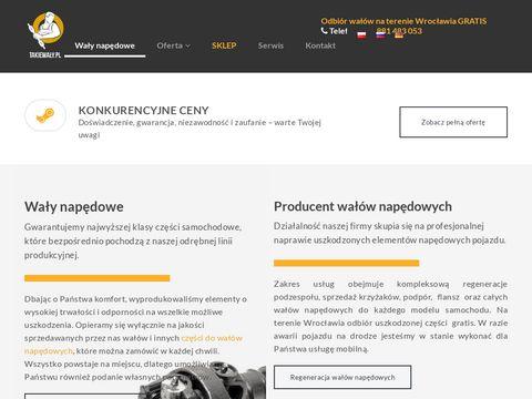 Takiewaly.pl - części do wałów
