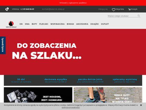 Taternik-sklep.pl sklep ze sprzętem trekkingowym