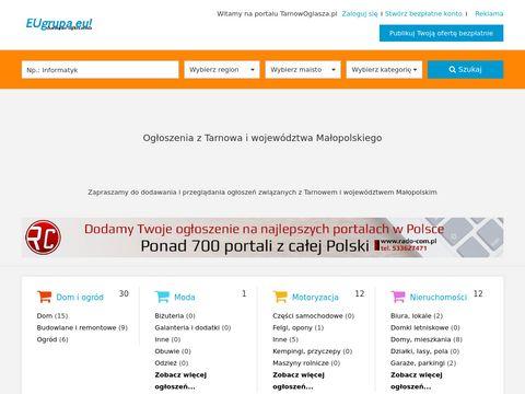 TarnowOglasza.pl praca