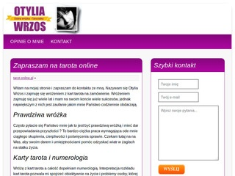 Tarot-online.pl