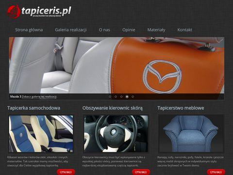Tapiceris.pl tapicerstwo samochodowe